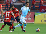 En empate a 2 goles terminó el encuentro entre Independiente Medellín y Jaguares FC disputado en el Atanasio Girardot de la capital antioqueña, en el marco de la jornada 4 de la Liga Colombiana.
