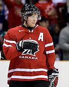 Ryan Ellis (Canada - 6) - Team Canada defeated Team Latvia 16-0 on Saturday, December 26, 2009, at the Credit Union Centre in Saskatoon, Saskatchewan during the 2010 World Juniors tournament.
