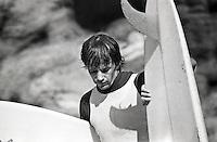 Wayne 'Rabbit' Bartholomew (AUS) at the 1979 Rip Curl Pro at Bells Beach, Torquay, Victoria, Australia. Photo: joliphotos.com