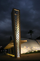 Belo Horizonte, 04 de marco de 2006. Conjunto arquitetonico da regiao da Pampulha..FOTO: Leo Drumond / Agencia Nitro