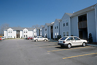 1989 March 28..Assisted Housing..Rosedale Apartments...CAPTION...NEG#.NRHA#..