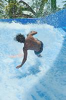 Static wave 1, Yujiro 0.<br /> Kuta, Bali