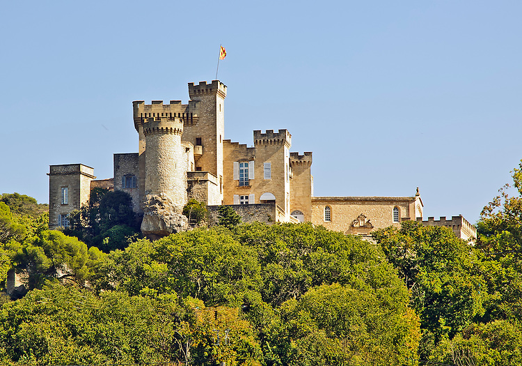 Chateau De La Barben Phil Haber Photography