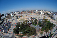 1997 APRIL 03..Redevelopment..Macarthur Center.Downtown North (R-8)..LOOKING WEST.SUPERWIDE...NEG#.NRHA#..