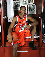 Sean Singletary UVa basketball
