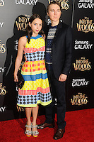 NEW YORK CITY, NY, USA - DECEMBER 08: Zoe Kazan, Paul Dano arrive at the World Premiere Of Walt Disney Pictures' 'Into The Woods' held at the Ziegfeld Theatre on December 8, 2014 in New York City, New York, United States. (Photo by Celebrity Monitor)