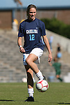 02 November 2008: North Carolina's Sterling Smith. The University of North Carolina Tar Heels defeated the University of Miami Hurricanes 1-0 at Fetzer Field in Chapel Hill, North Carolina in an NCAA Division I Women's college soccer game.