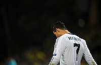 FUSSBALL   CHAMPIONS LEAGUE   SAISON 2012/2013   GRUPPENPHASE   Borussia Dortmund - Real Madrid                                 24.10.2012 Cristiano Ronaldo (Real Madrid)