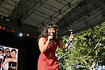 Erica Campbell Performs at WBLS 5th Annual R&B Fest at Central Park SummerStage, NY