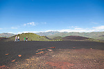 Craters of the Moon National Monument in Idaho