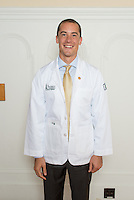 Ryan Nichols. Class of 2017 White Coat Ceremony.