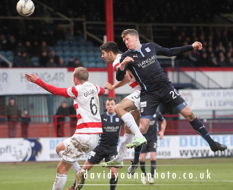 Academical, Dundee, Dundee, SPFL, Premiership, Dens Park | David Young