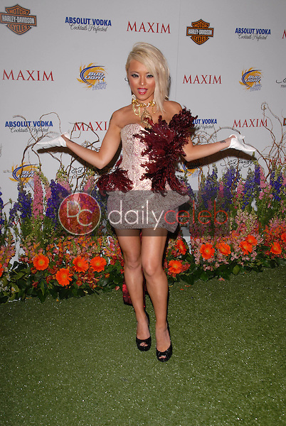 Tila Tequila<br /> at the 11th Annual MAXIM &quot;HOT 100&quot; Party, Paramount Studios, Hollywood, CA. 05-19-10<br /> David Edwards/DailyCeleb.Com 818-249-4998