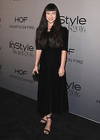 LOS ANGELES - OCTOBER 24:  Asia Chow at the 2nd Annual InStyle Awards at The Getty Center on October 24, 2016 in Los Angeles, California.Credit: mpi991/MediaPunch
