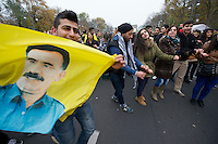 2013/11/16 Berlin | PKK-Demo