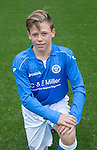 St Johnstone FC Academy U17's<br /> Angus Mailer<br /> Picture by Graeme Hart.<br /> Copyright Perthshire Picture Agency<br /> Tel: 01738 623350  Mobile: 07990 594431