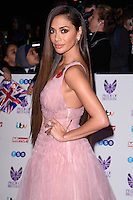 LONDON, UK. October 31, 2016: Nicole Scherzinger at the Pride of Britain Awards 2016 at the Grosvenor House Hotel, London.<br /> Picture: Steve Vas/Featureflash/SilverHub 0208 004 5359/ 07711 972644 Editors@silverhubmedia.com