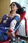 Am Sonntag zwischen 9 und 12 Uhr wurde zur Blutspende aufgerufen.