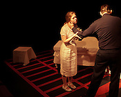 Creeds, written by Richard Krawiec, about FBI spy Robert Hansson at Common Ground through April 1st, 2012.