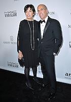 LOS ANGELES, CA. October 27, 2016: Jeffrey Katzenberg &amp; Marilyn Katzenberg at the 2016 amfAR Inspiration Gala at Milk Studios, Los Angeles.<br /> Picture: Paul Smith/Featureflash/SilverHub 0208 004 5359/ 07711 972644 Editors@silverhubmedia.com
