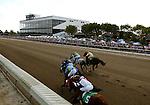 Philadelphia Park Racing Action/Views