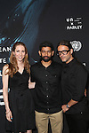 Andrea Gordon, Sid Chakravarty, and Cyrill Gutsch Attends President of the General Assembly of the United Nations and Parley Oceans Launch Event