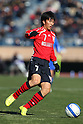 Kohei Saho (Oita), .JANUARY 7, 2012 - Football /Soccer : .90th All Japan High School Soccer Tournament .semi-final .between Oita 1-2 Ichiritsu Funabashi .at National Stadium, Tokyo, Japan. .(Photo by YUTAKA/AFLO SPORT) [1040]
