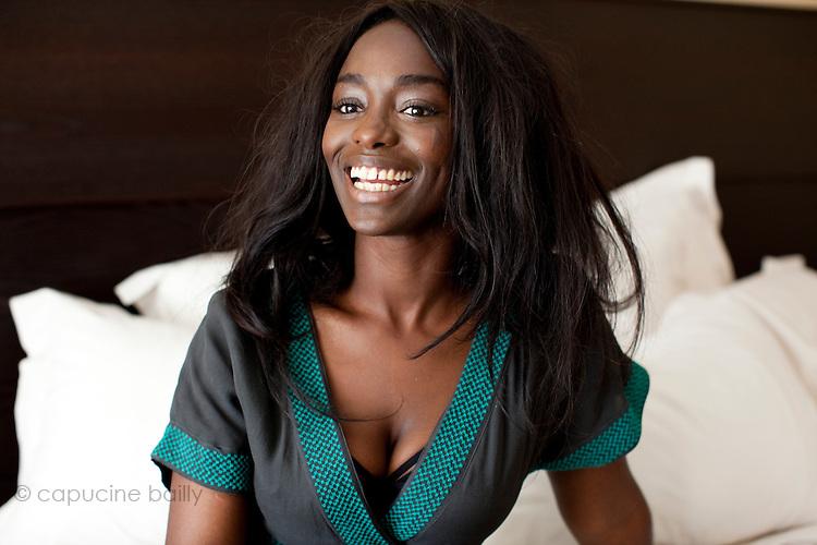 Plus belle femme noir