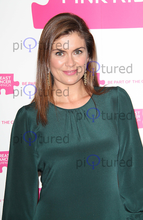 Amanda Lamb The Pink Ribbon Ball, Dorchester Hotel, London, UK. 08 October 2011. Contact: Rich@Piqtured.com +44(0)7941 079620 (Picture by Richard Goldschmidt)