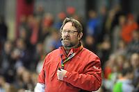 SCHAATSEN: HEERENVEEN: 26-12-2013, IJsstadion Thialf, KNSB Kwalificatie Toernooi (KKT), starter Wim van Biezen, ©foto Martin de Jong