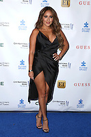 BURBANK, CA - SEPTEMBER 29: Adrienne Bailon at the Autism Speaks' La Vie En Blue Fashion Gala at Warner Bros. Studios in Burbank, California on September 29, 2016. Credit: David Edwards/MediaPunch