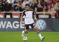 Colorado Rapids midfielder Pablo Mastroeni (25)   DC United tied The Colorado Rapids 1-1, at RFK Stadium, Saturday  May 14, 2011.