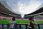 Fussball Frauen WM 2011 TV Produktion: Kameras, Uebertragungstechnik