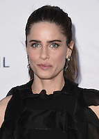 LOS ANGELES, CA - SEPTEMBER 27:  Amanda Peet at the 2016/17 Los Angeles Philharmonic Opening Night Gala and Concert: Gershwin and the Jazz Age at the Walt Disney Concert Hall on September 27, 2016 in Los Angeles, California. Credit: mpi991/MediaPunch