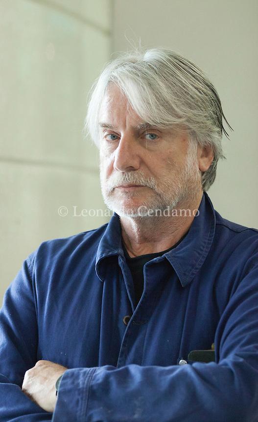 Paolo Crepet (Torino, 17 settembre 1951) è uno psichiatra, scrittore e sociologo italiano, ospite frequente di varie trasmissioni televisive. Pordenonelegge 2016. © Leonardo Cendamo