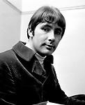 The Troggs 1966 Reg Presley.© Chris Walter.