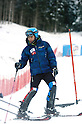 Naoki Yuasa (JPN), DECEMBER 19, 2011 - Alpine Skiing : Audi FIS Alpine Ski World Cup Men's Slalom in Alta Badia, Italy. (Photo by Hiroyuki Sato/AFLO)