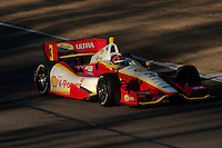 20-21 Febuary, 2012 Birmingham, Alabama USA.Helioo Castroneves.(c)2012 Scott LePage  LAT Photo USA