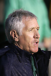 27 April 2008: Australia head coach Tom Sermanni (SCO). The United States Women's National Team defeated the Australia Women's National Team 3-2 at WakeMed Stadium in Cary, NC in a women's international friendly soccer match following a brief delay for lightning.