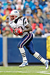 22 October 2006: New England Patriots running back Laurence Maroney (39) in action against the Buffalo Bills at Ralph Wilson Stadium in Orchard Park, NY. The Patriots defeated the Bills 28-6. Mandatory Photo Credit: Ed Wolfstein Photo.<br />