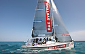 Pictures of the BAE Systems skippered by Cedric Poulingy. Shown here training prior to the race start in Bahrain..Credit: Lloyd Images