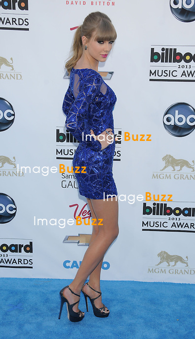 Taylor Swift   at the 2013 Billboard Awards - Arrivals  held at the MGM Hotel and Casino, Las Vegas, NV