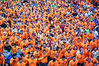 More than 40.000 people gathered at the San Silvestre popular race