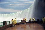 Under the Horseshoe Falls, Niagara Falls, Ontario, Canada