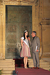 Miss Joanne Galea the candidate of Malta for the MISS ITALIA nel MONDO competition took part in the Artigli Gozo Fashion Show at St George's Square in Victoria, Gozo (Malta) on 4th of June 2011.