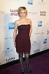 CBS' Blue Bloods Actress amy Carlson Attends Lucky Magazine's Ninth Annual LUCKY SHOPS Event Hosted by Grammy® Award-Winning Recording Artist, Jennifer Hudson At 82 Mercer, NY  12/6/12
