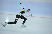 SPEED SKATING: HAMAR: Vikingskipet, 04-03-2017, ISU World Championship Allround, 500m Men, Bart Swings (BEL),  ©photo Martin de Jong