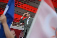 Recep Tayyip Erdogan (TUR)