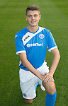 St Johnstone Academy Under 17&rsquo;s&hellip;2016-17<br />Ciaran Bryan<br />Picture by Graeme Hart.<br />Copyright Perthshire Picture Agency<br />Tel: 01738 623350  Mobile: 07990 594431