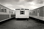 Route 15 North mobile home sales lot.